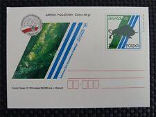POLEN BISON BISONS WISENT WISENTE BUFALLO CARD c4518