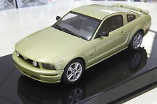 AUTOart 52761 Ford Mustang GT 2005 Legend Lime 1/43