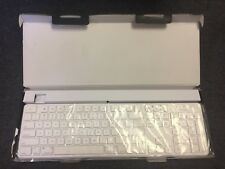 Macally 104 key Ultra Slim USB Wired Keyboard for Mac and PC,New,Sealed