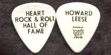HEART 2013 Hall Of Fame Tour Guitar Pick!!! HOWARD LEESE custom concert stage #1