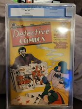 Detective Comics 118 CGC 7.5 OLD LABEL Joker Cover! GOLDEN AGE!RARE!