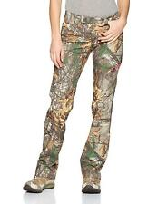 NWT NEW UNDER ARMOUR WOMEN  CAMO HUNT REALTREE  SCENT CONTROL FIELD ANTS SZ 10
