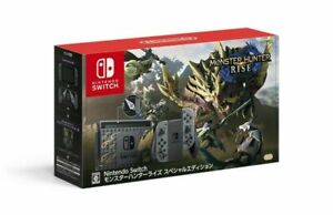 【Nintendo Switch】 Monster Hunter Rise Special Edition PSL limited JAPAN IN STOCK