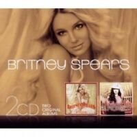BRITNEY SPEARS - CIRCUS/BLACKOUT 2 CD 26 TRACKS INTERNATIONAL POP NEW!