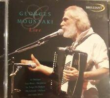 Live (1999) Georges Moustaki CD Top Zustand - sehr gut erhalten