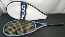 "Head Classic Long Tennis Racket 31557 Grip 4 1/2"" with Amf Head Cover - Austria"