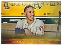 2017 Topps Bunt (Physical) Perspectives #P-CC Carlos Correa Astros