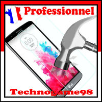 LG Google Nexus 6 - Film de protection vitre verre trempe transparent de France