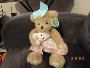 Bearington teddy bear Patrice and Pandora