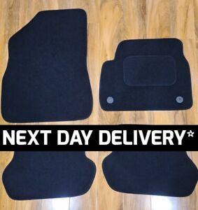 (CLEARANCE) FOR Citroen DS5 2012-2018 Tailored Black Carpet Car Floor Mats
