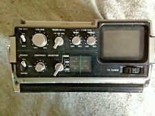 Vintage JVC 3050UK Portable TV / Radio