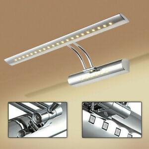 LED Spiegelleuchte Bad Beleuchtung Schminklicht Badezimmer Make-up Aufbaulampe