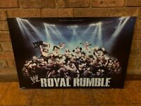 WWE Royal Rumble Poster Board Sign 2007 WWF Wrestling
