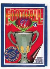 1997 Select Football Stickers SEALED PACK (1 Stand Up & 6 Stickers) per pack