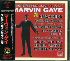 MARVIN GAYE That Stubborn Kind Of Fellow JAPAN CD 1993 W/Obi
