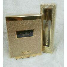 VICTORIA'S SECRET NEW ANGEL GOLD Perfume Spray1.7 floz 50ML & Rollerball.23oz