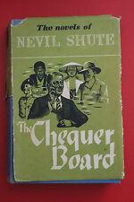 *VINTAGE* THE CHEQUER BOARD by Nevil Shute, William Heinemann (HC/DJ, 1958)