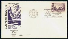 New listing Mayfairstamps Canada Fdc 1967 15c Bylot Island Capital Cachet First Day Cover ww