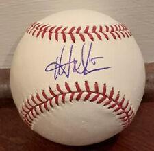 Matt Adams Autographed Signed Rawlings Official MLB Baseball Nationals