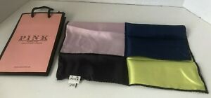NEW Thomas Pink Woven Silk Multibox Pocket Square Made in Italy FREE Shipping