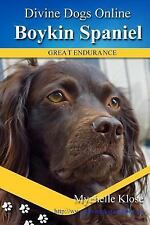 Boykin Spaniels, Paperback by Klose, Mychelle, Like New Used, Free shipping i.