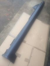 Audi A6 01-05 C5 Saloon Driver Right Side Skirt Sill Trim Moulding Blue LY5X