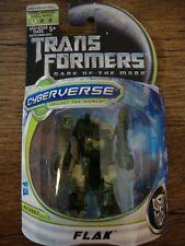 Transformers Dark Of The Moon FLAK Cyberverse Legion Class Figure MOSC