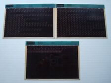 AUSTIN ROVER MINI OCT.80 to OCT.85 PARTS MICROFICHE FULL SET OF 3 NOV.1989