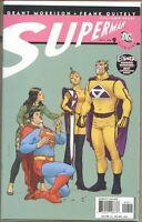 All Star Superman 2005 series # 9 very fine comic book