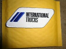 "international harvester Trucks ,patch,2""x4.3/4."" new old stock"