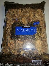 Kirkland 3 Pounds RAW & SHELLED PREMIUM WALNUTS (48oz.), Bulk ~ *FREE SHIP*