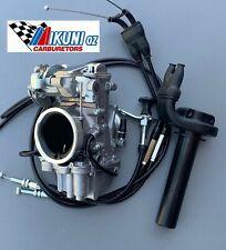 Mikuni Carburetor,TM40-6 Flatslide Pumper Total Kit Honda NX650 Dominator