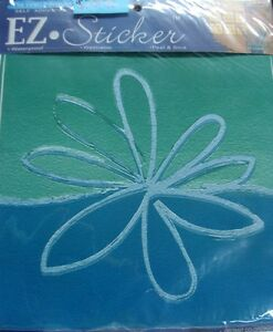 EZ stickers paint decorations wall decals