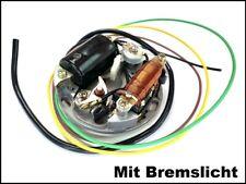 Zündung mit BREMSLICHT 6V 17W Zündapp Kreidler Hercules KTM Rixe Miele Göricke