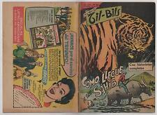1957 VINTAGE TIT-BITS SPANISH COMIC ARGENTINA - No 2523, Como Llegue a Ser Sahib