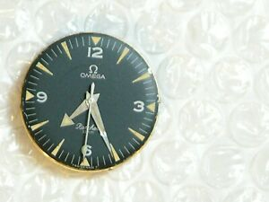 OMEGA RANCHERO 2996 PROJECT watch dial hands movement & case back