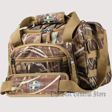 "13"" Small Swamper Camo Design Cooler Bag Lunch Box Polyester Tote Bag"