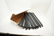 SCX OR SCALEXTRIC FULL STRAIGHT TRACK  360 MM ITEM # 84060 BOX OF 6 STRAIGHTS