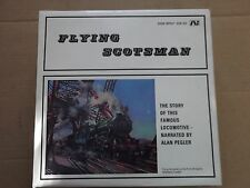 FLYING SCOTSMAN narrated by alan peglar LP audio impact ACM 302