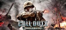 CALL OF DUTY: ROADS TO VICTORY * PS VITA DIGITAL DOWNLOAD * SAME DAY DELIVERY