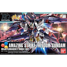 Bandai HGBF Build Fighters A-R 1/144 Amazing Strike Freedom Gundam Model Kit JP