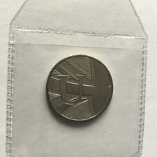 The Great British Coin Hunt A-Z Alphabet 10p. Uncirculated Letter U Union Jack