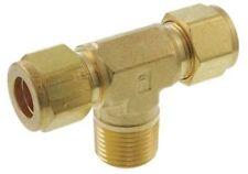 Weatherhead / Eaton Brass Male Branch Tee 72X5 Lot Of 7 Each