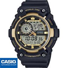 CASIO AEQ-200W-9AVEF*AEQ-200W-9A*ORIGINAL*EINSCHREIBEN VERSAND*TYP G-SHOCK*GOLD