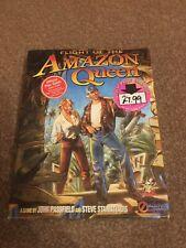 Flight Of The Amazon Queen + Guide PC Big Box