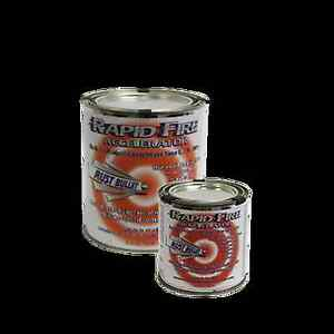 Rust Bullet Rapid Fire, Accelerator for Spray Applications 192 ml.