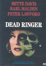 Dead Ringer 0085393352523 With Bette Davis DVD Region 1