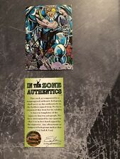 Marvel Stan Lee Signed Autograph Spider-Man Trading Card with COA