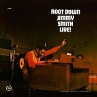 JIMMY SMITH - ROOT DOWN  CD NEW!