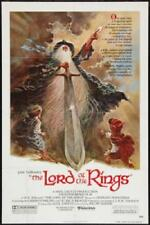 Lord Of The Rings Movie Poster 24in x 36in